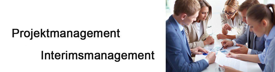 Projektmanagement und Interimsmanagement