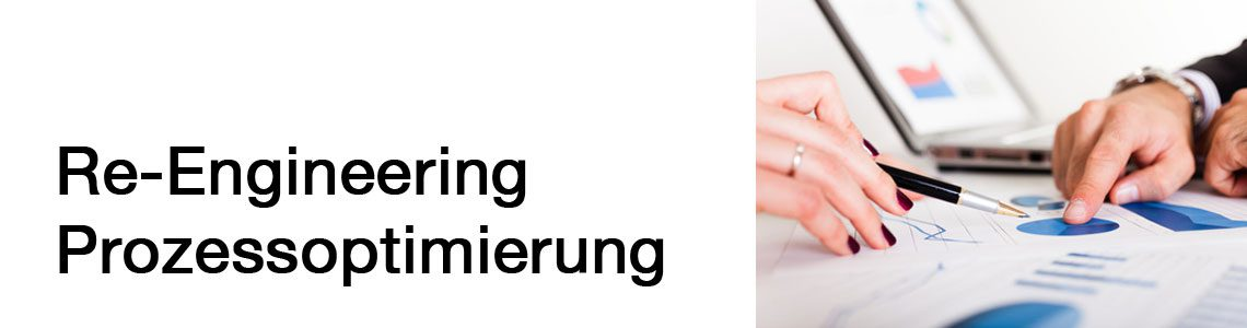 Re-Engineering und Prozessoptimierung